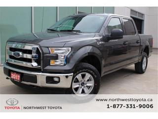 Used 2017 Ford F-150 XLT $233.86 BIWEEKLY | $0 DOWN for sale in Brampton, ON