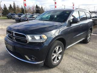 Used 2016 Dodge Durango Limited for sale in Brampton, ON