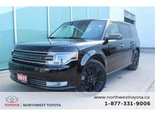 Used 2017 Ford Flex Limited $213.71 BIWEEKLY | $0 DOWN for sale in Brampton, ON