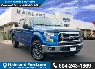 Used 2015 Ford F-150 XLT LOCAL, LOW KMS for sale in Surrey, BC