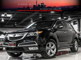 Used 2012 Acura MDX TV/DVD|NAVI|BLINDSPOT|REAR CAMERA|LOADED for sale in North York, ON