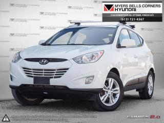 Used 2013 Hyundai Tucson GLS AWD for sale in Nepean, ON