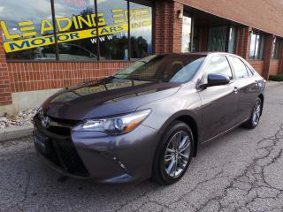 Used 2017 Toyota Camry SE for sale in Woodbridge, ON