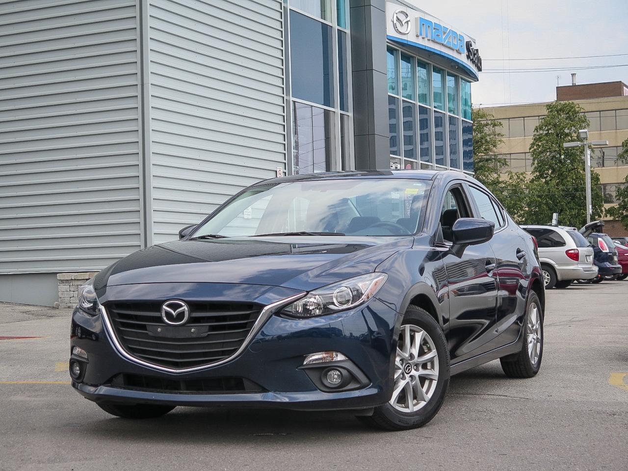 2014 Mazda MAZDA3 GS MOON ROOF 0.9% FINANCE!!!