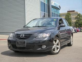 Used 2005 Mazda MAZDA3 GT MOON ROOF!!!! for sale in Scarborough, ON