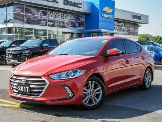 Used 2017 Hyundai Elantra GL, AUTO, REMOTE START, COOL ORANGE!! for sale in Ottawa, ON