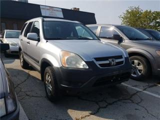 Used 2003 Honda CR-V EX AS IS !!! for sale in Concord, ON