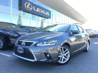 Used 2014 Lexus CT 200h CVT for sale in Surrey, BC