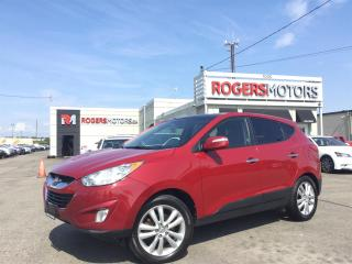 Used 2013 Hyundai Tucson LTD AWD - NAVI - REVERSE CAM for sale in Oakville, ON