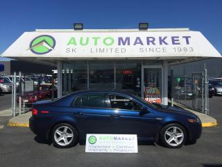 Used 2004 Acura TL LOADED! LEATHER! SUNROOF for sale in Langley, BC
