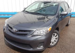 Used 2012 Toyota Corolla *ONLY 32,000 KM* for sale in Kitchener, ON