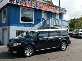 Used 2009 Ford Flex SEL AWD **6 Passenger/Vista Roof/Heated Seats** for sale in Barrie, ON
