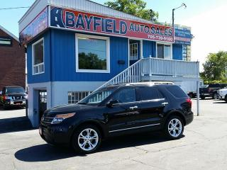 Used 2011 Ford Explorer Limited 4WD **Leather/7 Passenger** for sale in Barrie, ON