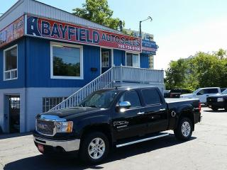 Used 2011 GMC Sierra 1500 SLT Crew Cab **5.3L/Leather/Only 45k!** for sale in Barrie, ON