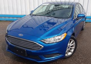 Used 2017 Ford Fusion *ONLY 8,000 KM* for sale in Kitchener, ON