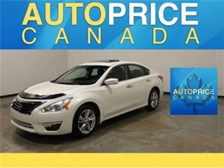 Used 2013 Nissan Altima 2.5 SV MOONROOF HEATED SEATS for sale in Mississauga, ON