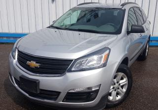 Used 2017 Chevrolet Traverse AWD *8 PASSENGER* for sale in Kitchener, ON