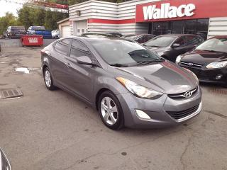 Used 2012 Hyundai Elantra GLS Bluetooth Sunroof for sale in Ottawa, ON