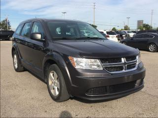 Used 2014 Dodge Journey SE PLUS**7 PASSENGER SEATING**BLUETOOTH** for sale in Mississauga, ON