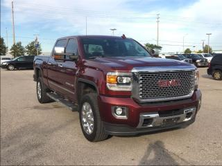 Used 2016 GMC Sierra DENALI**NAVIGATION**POWER SUNROOF** for sale in Mississauga, ON