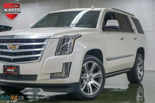 Used 2015 Cadillac Escalade PREMIUM for sale in Oakville, ON