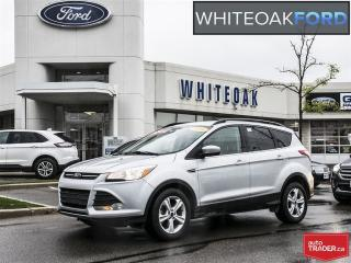 Used 2014 Ford Escape SE,1.9%-72 mos o.a.c., ext warranty cpo!! for sale in Mississauga, ON
