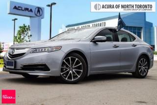 Used 2016 Acura TLX 3.5L SH-AWD w/Tech Pkg Sunroof| Bluetooth|  Backup for sale in Thornhill, ON