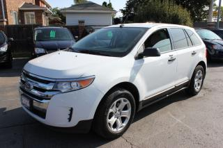 Used 2014 Ford Edge SE for sale in Brampton, ON