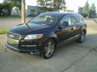 Used 2007 Audi Q7 4.2 V8 PREMIUM SOLD SOLD for sale in Etobicoke, ON