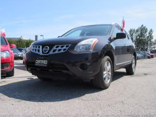 Used 2012 Nissan Rogue S MODEL/ ONE OWNER / ACCIDENT FREE for sale in Newmarket, ON