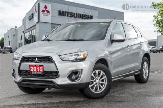 Used 2015 Mitsubishi RVR SE | CLEAN CARPROOF | HEATED SEATS | for sale in Mississauga, ON