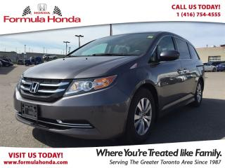 Used 2015 Honda Odyssey EX-L | LEATHER | HEATED SEATS for sale in Scarborough, ON