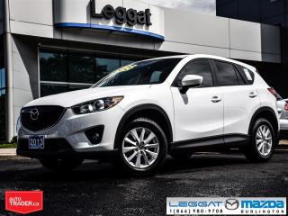 Used 2013 Mazda CX-5 GS AWD LEATHER for sale in Burlington, ON