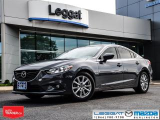 Used 2014 Mazda MAZDA6 GS-L AUTO LUX PKG for sale in Burlington, ON