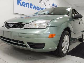 Used 2006 Ford Focus SE ZX4- Look at the color though! It's mint! for sale in Edmonton, AB