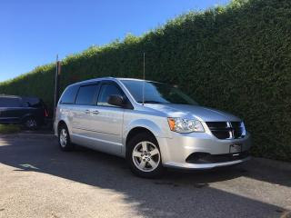Used 2011 Dodge Grand Caravan SXT + DVD PLAYER + BACK-UP CAMERA + NO EXTRA DEALER FEES for sale in Surrey, BC
