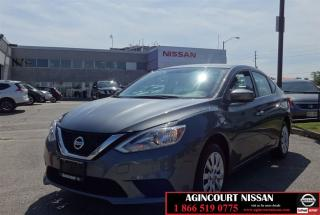 Used 2017 Nissan Sentra 1.8 S |Non Rental|No Accididents| for sale in Scarborough, ON
