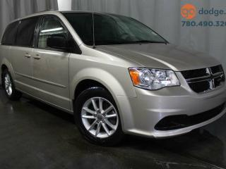 Used 2013 Dodge Grand Caravan SE / DVD / REAR BACK UP CAMERA for sale in Edmonton, AB