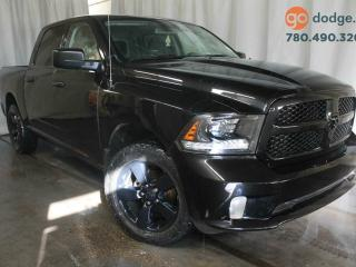 Used 2015 Dodge Ram 1500 ST 4x2 Crew Cab / 3.21 Rear Axle Ratio for sale in Edmonton, AB