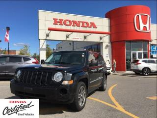 Used 2009 Jeep Patriot Sport, SOLD for sale in Scarborough, ON