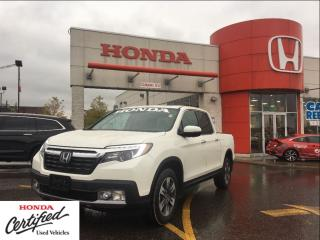 Used 2017 Honda Ridgeline Touring, like brand new for sale in Scarborough, ON