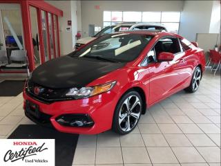 Used 2014 Honda Civic COUPE Si, spoiler, beautiful shape for sale in Scarborough, ON