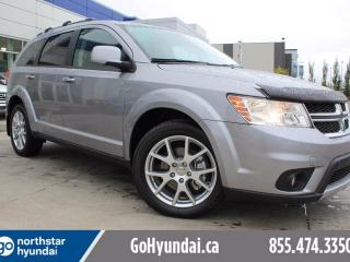 Used 2016 Dodge Journey R/T 7PASS NAV DVD LEATHER for sale in Edmonton, AB