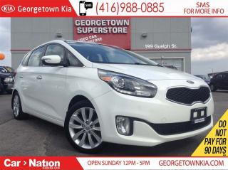 Used 2014 Kia Rondo EX 7-Seater | LEATHER | BACK UP CAM | for sale in Georgetown, ON