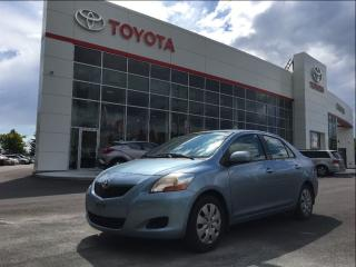 Used 2009 Toyota Yaris BASE for sale in Pickering, ON