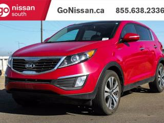 Used 2013 Kia Sportage LEATHER, SUNROOF, BACK UP CAMERA!! for sale in Edmonton, AB