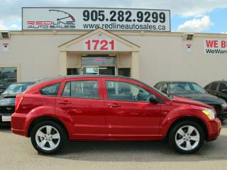 Used 2011 Dodge Caliber Uptown, Leather, WE APPROVE ALL CREDIT for sale in Mississauga, ON