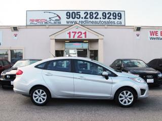 Used 2011 Ford Fiesta WE APPROVE ALL CREDIT for sale in Mississauga, ON