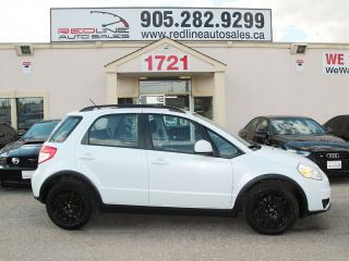 Used 2010 Suzuki SX4 AWD, Alloys, WE APPROVE ALL CREDIT for sale in Mississauga, ON