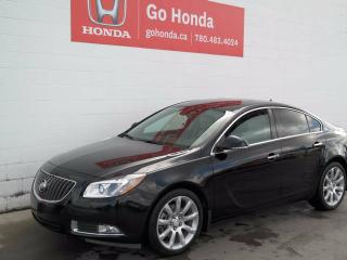 Used 2012 Buick Regal Turbo for sale in Edmonton, AB